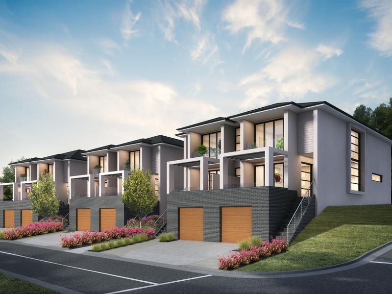 The Exclusive Hillside Collection - Brand new luxury homes from $740,000 to $830,000