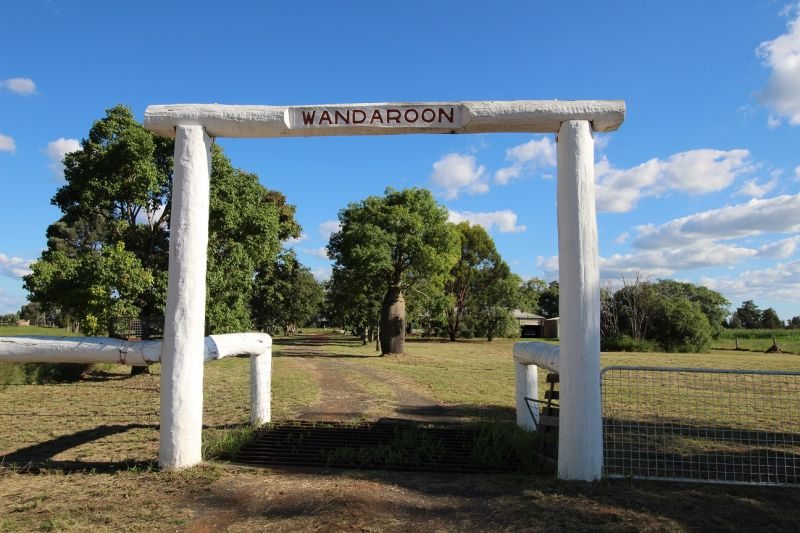 WANDAROON/197 Swains Road, Durong