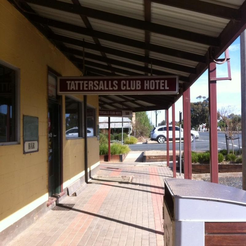 THE TATTERSALLS CLUB HOTEL - SELLING FREEHOLD WITH HUGE OPPORTUNITIES