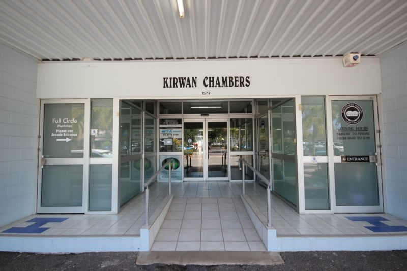 Kirwan Chambers Tenancy with Disabled Access