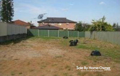 Vacant land in Cabramatta location