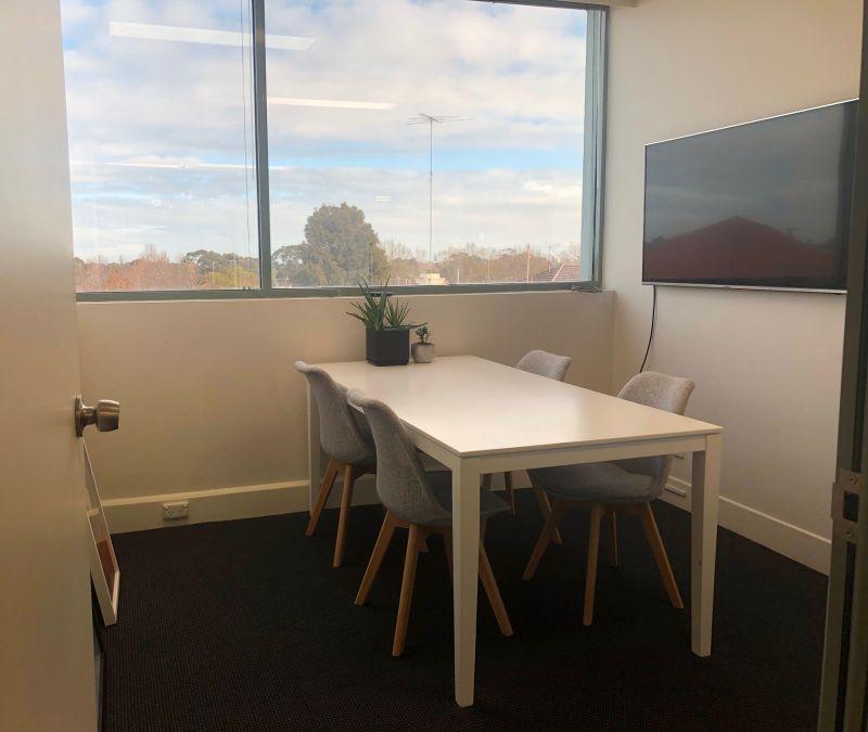 Modern 76m2* office adjacent to Elsternwick Station
