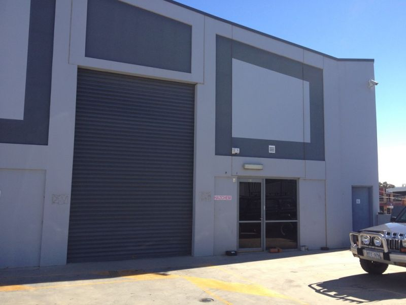 Well Located Warehouse Unit
