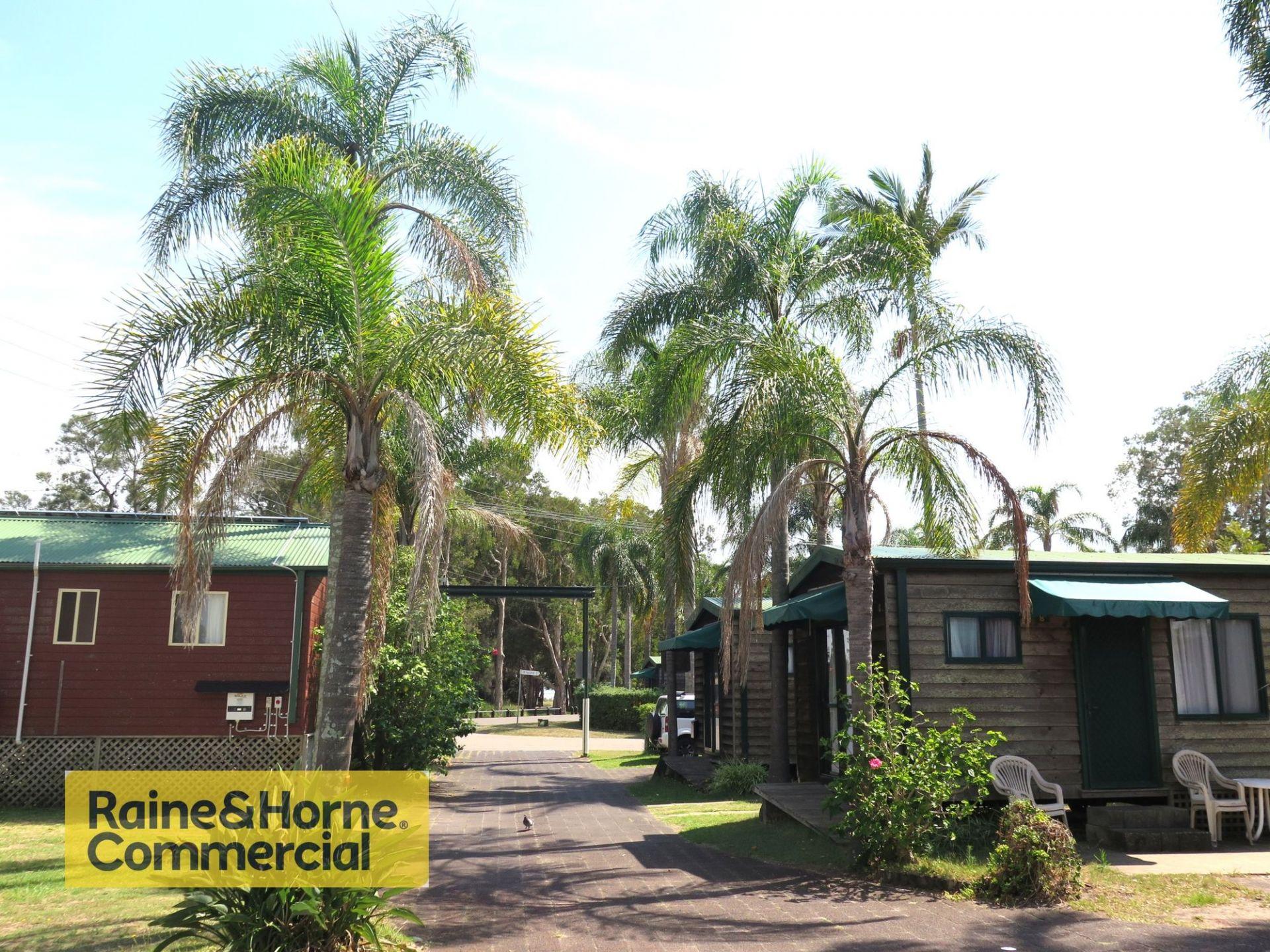 Highly profitable cabin park Central Coast NSW!