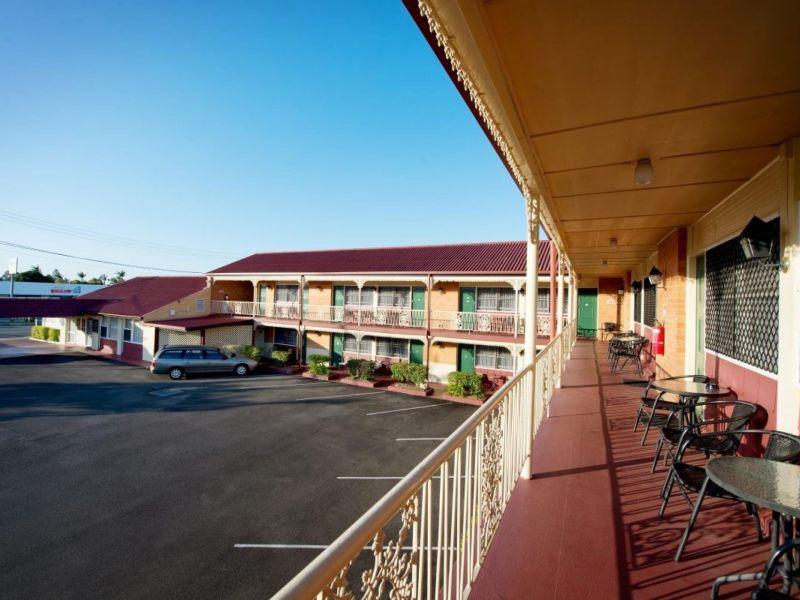 Mineral Sands Motel - Leasehold Motel in Maryborough