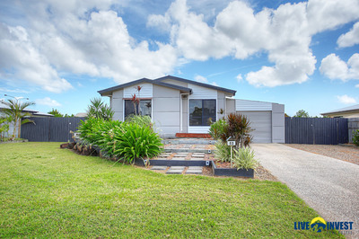 GREAT FAMILY LOCATION & HAS DOUBLE GATE ACCESS TO BOTH SIDES..