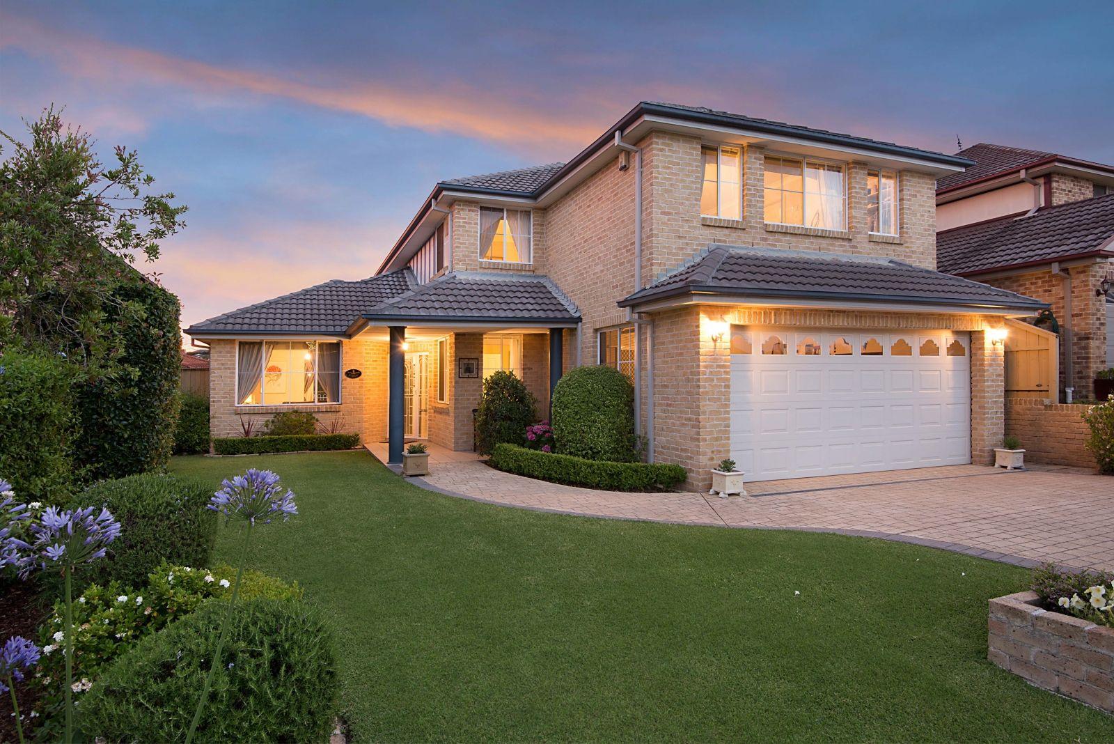 3 Woodstream Avenue, Kellyville NSW 2155