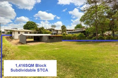 Serious Sellers! Secure Huge 1,416SQM with Huge Shed!