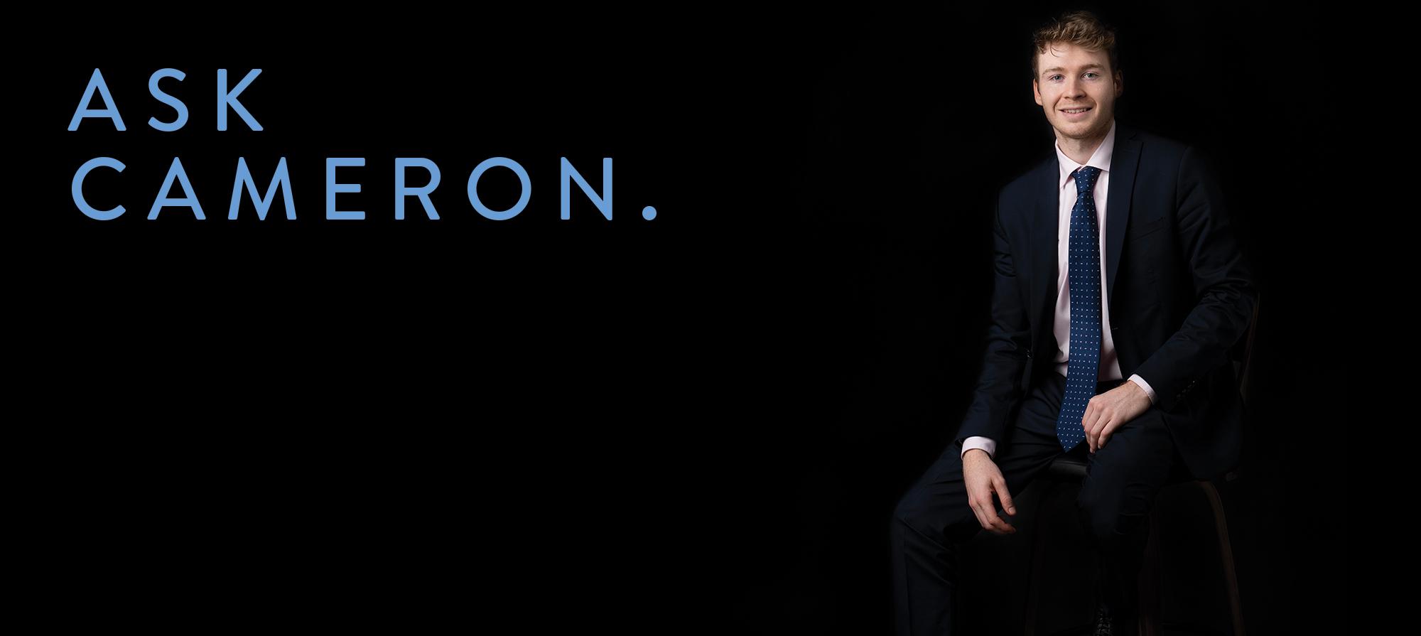 Cameron Henderson real estate agent