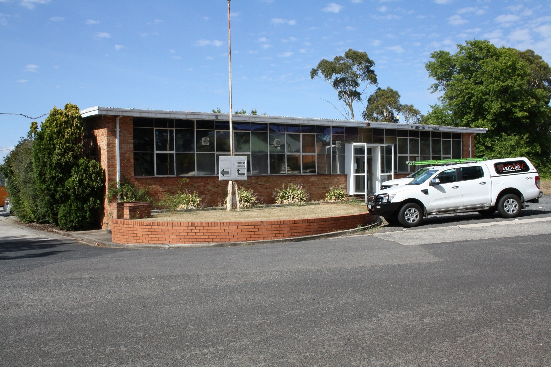Suburban Offices, with Parking