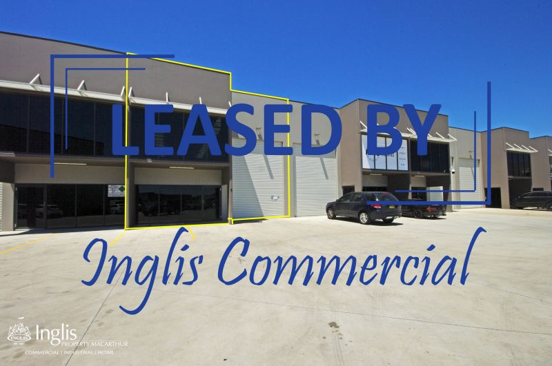 ***LEASED BY INGLIS COMMERCIAL***