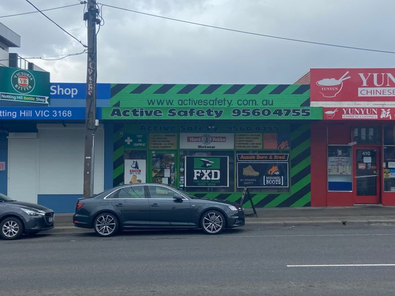 Shop Front with office / residence on rear - High exposure location!