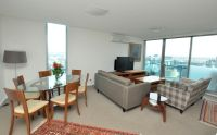 Spacious Furnished Apartment - Top of The Town!