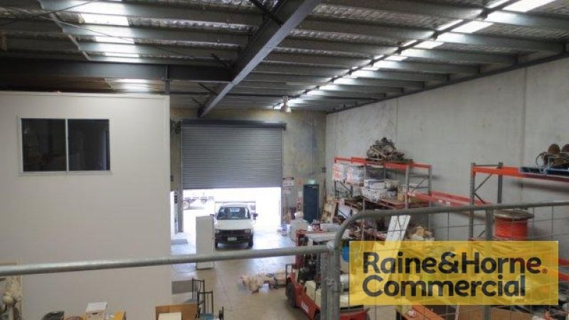 396sqm Duplex Industrial Unit with Offices Over Two Levels