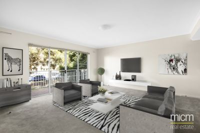 Stonnington Gardens: Stunning Two Bedroom Apartment with Two Car Spaces!