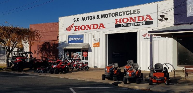 S C Auto & Motorcycles - Rochester
