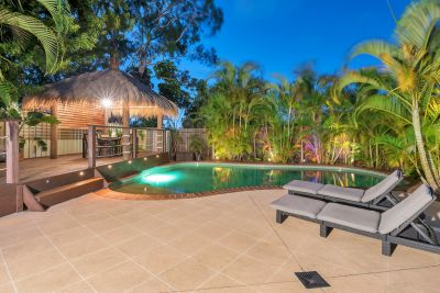 Private Tropical Sanctuary with Solar!