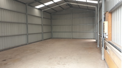 PORT FAIRY WHAREHOUSE STORAGE INDUSTRIAL GARAGE SHED BOAT CARAVAN FURNITURE