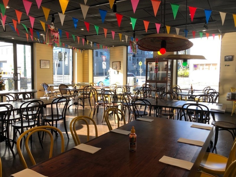 Fantastic Looking and Location Restaurant, South Melbourne