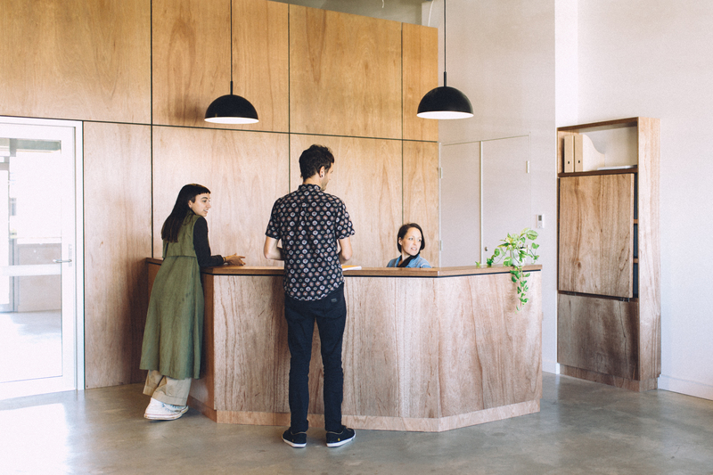 Habitat Workspace - A new way to live, work * play