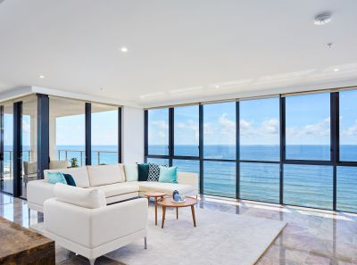 LUXURY SKY HOME IN REVERED OCEANFRONT RESIDENTIAL ICON, ECLIPSE