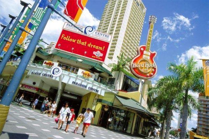 Central Surfers Paradise Shop for Lease!
