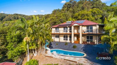 Vendor Purchased Elsewhere, Must Be Sold Privately Gated Oasis with Stunning Hinterland Views