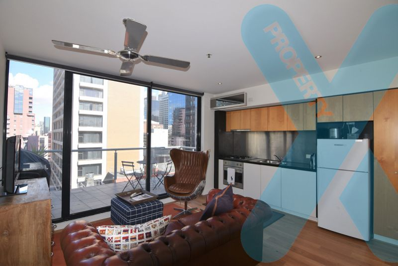 Fully Furnished CIty Pad!