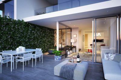 Garden Apartment In the Heart of Bondi Junction