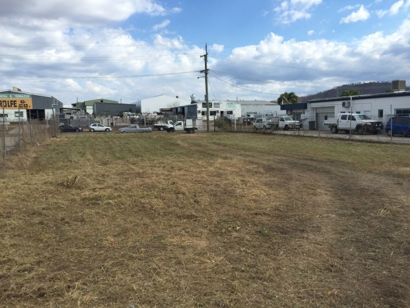 Vacant Industrial Lot - Auction