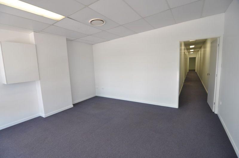 Ground floor Flinders Street office with on site parking
