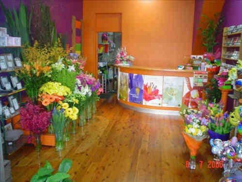 The Home Grown Florist