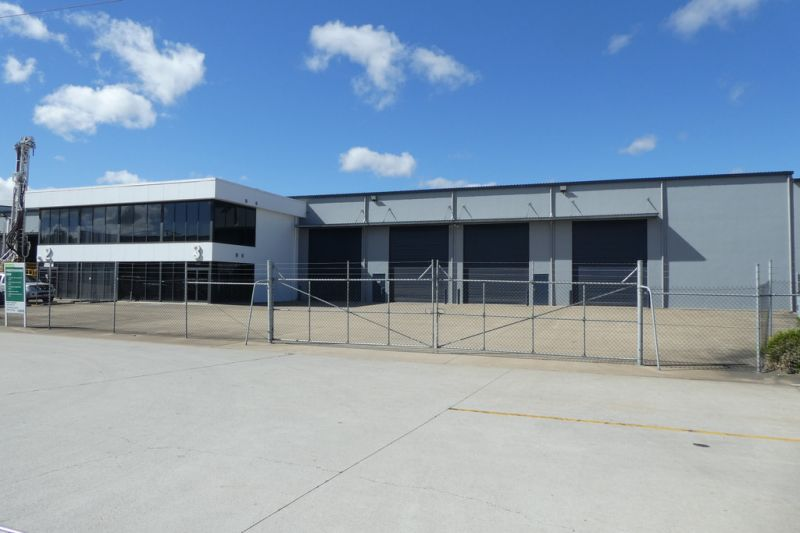 1,237m2* Warehouse Facility With Pallet Racking