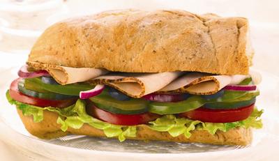 Sandwich Franchise near the Beach –  Ref: 18831