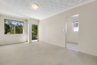 Perfectly Located Two Bedroom Apartment - Freshly Painted