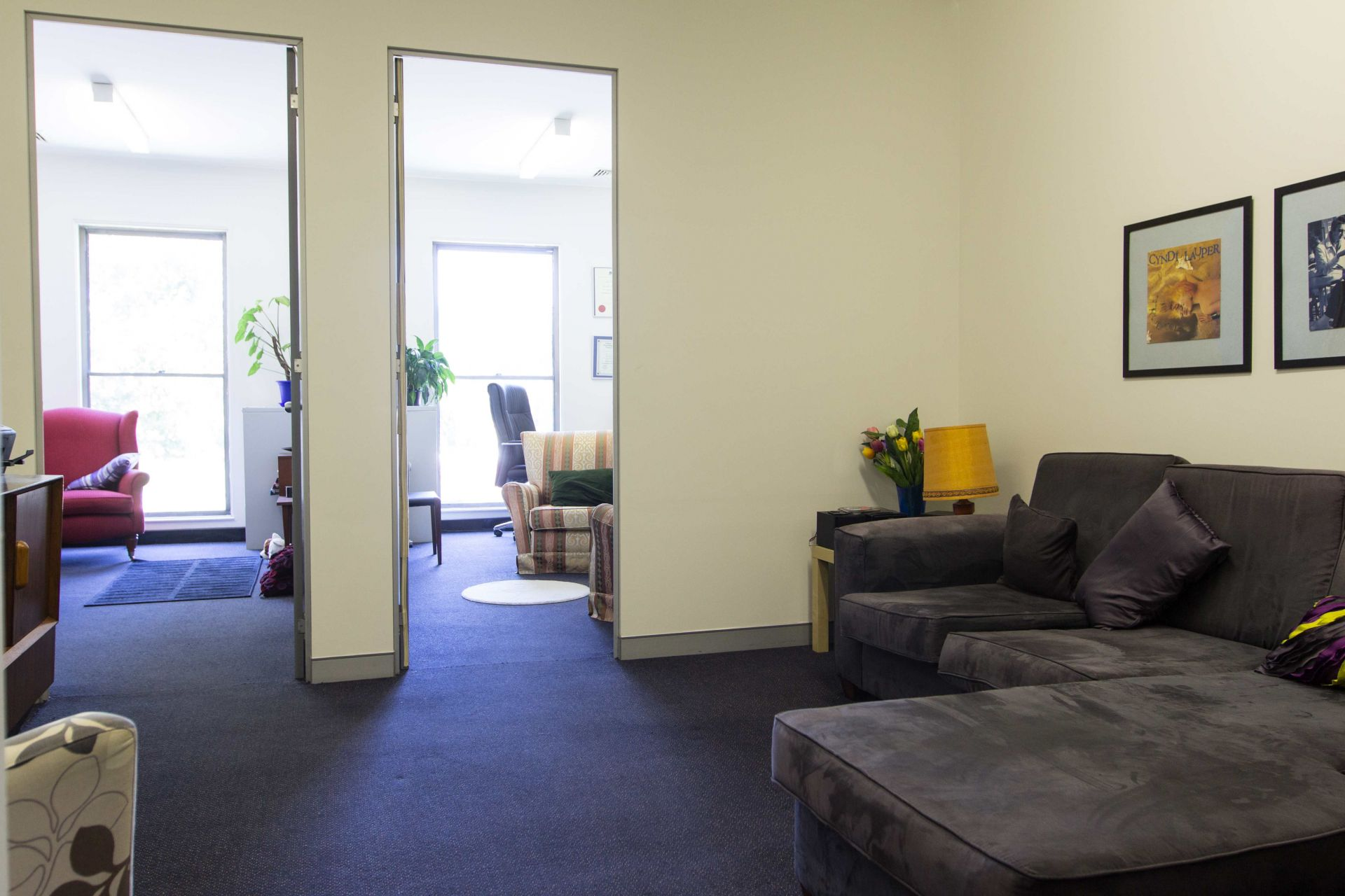 Broadway Office space on the First Floor !