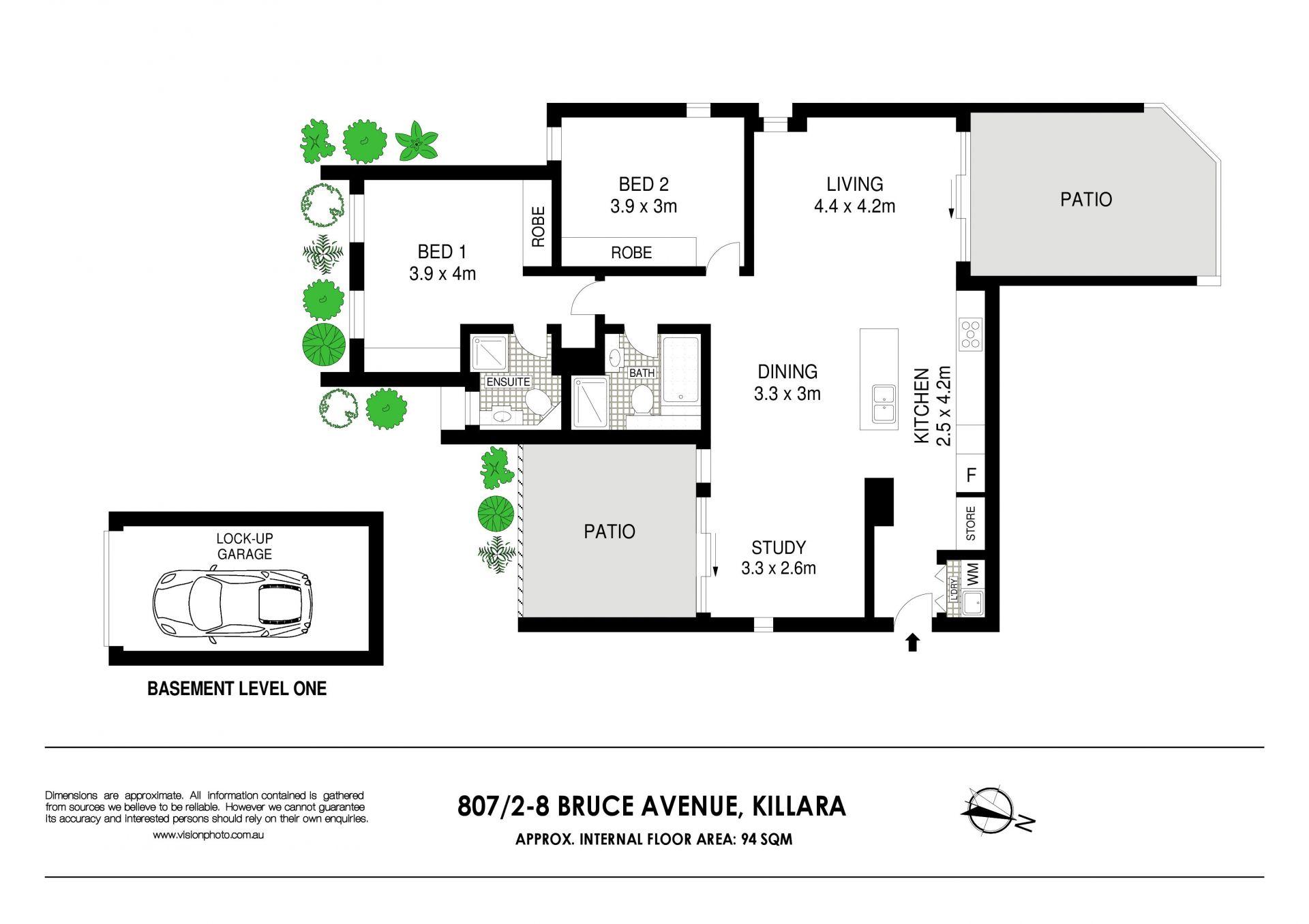 807/2-8 Bruce Avenue Killara 2071