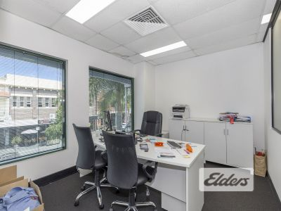 FITTED OFFICE IN ANTIQUE PRECINCT!