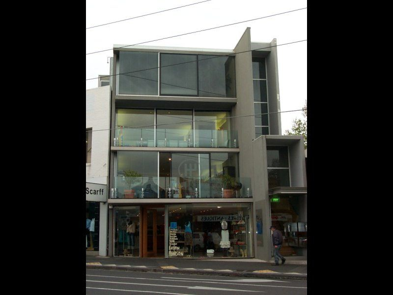 Whole floor within this three level modern office in the heart of St Kilda