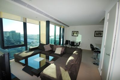 SouthbankONE, 29th floor - FURNISHED: Close To Everything!