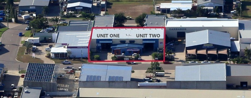 FOR LEASE 2 UNIT WAREHOUSE/ OFFICE COMPLEX IN GARBUTT