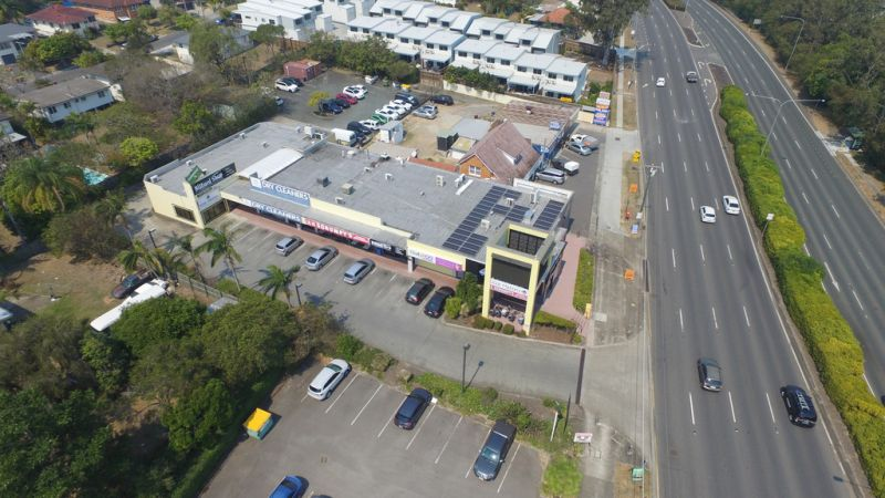 Tenanted Investment with development opportunity