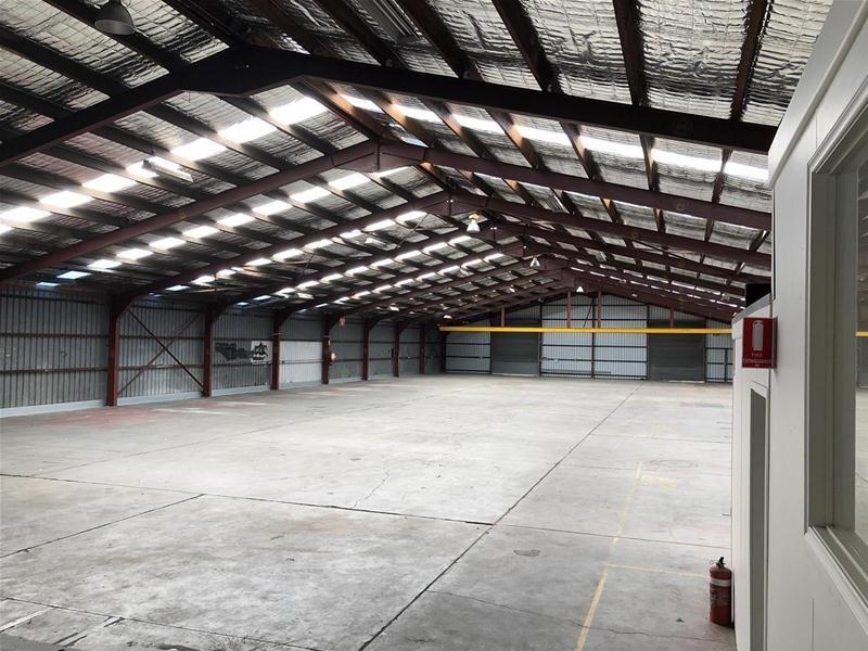 Inner-city Warehouse/Office