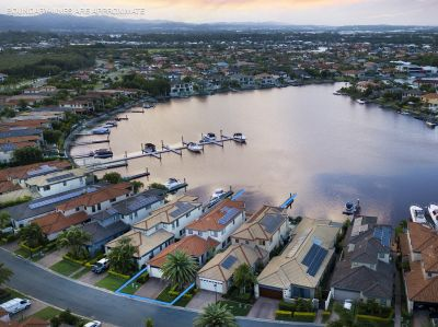Exceptional Lifestyle Living North to Water