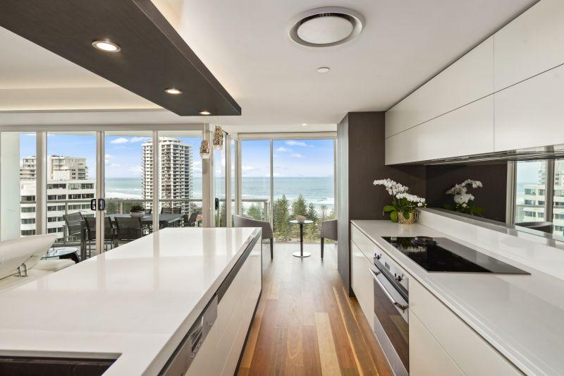North East Facing Luxury Oceanside Apartment