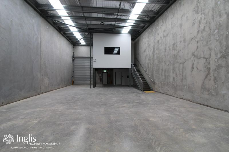 Brand New Warehouse & Office - Available now!