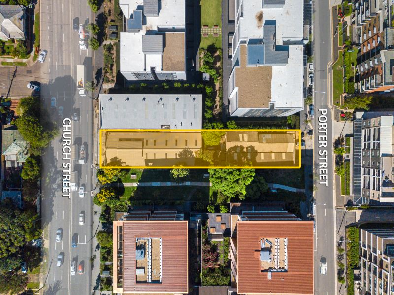 TWO INDUSTRIAL PROPERTIES + DA APPROVED FOR 21 UNITS
