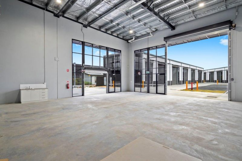 The Depot: Work Stores, Artisan Studios, Trades, Office, Man Caves. Selling Fast 60% Now Sold