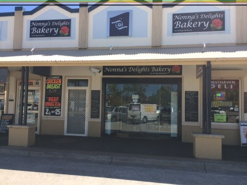 BAKERY WITH FIT OUT - BUSY CENTRE!!