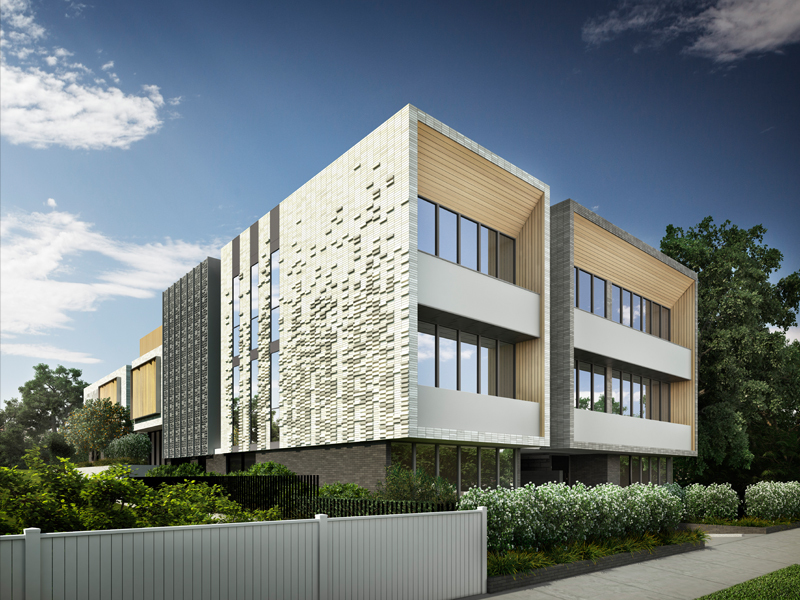 Permit Approved Site in Prestigious St Kilda East Location